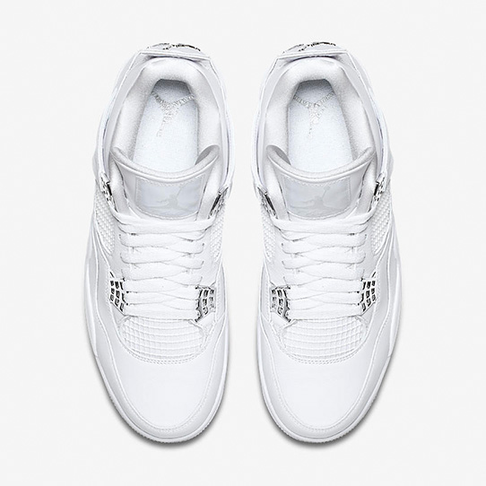"Air Jordan IV Retro ""Pure Money"""