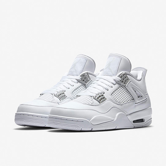 "Air Jordan IV Retro ""Pure Money"""