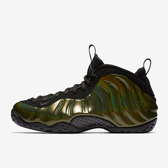 The Nike Air Foamposite One 'Legion Green'