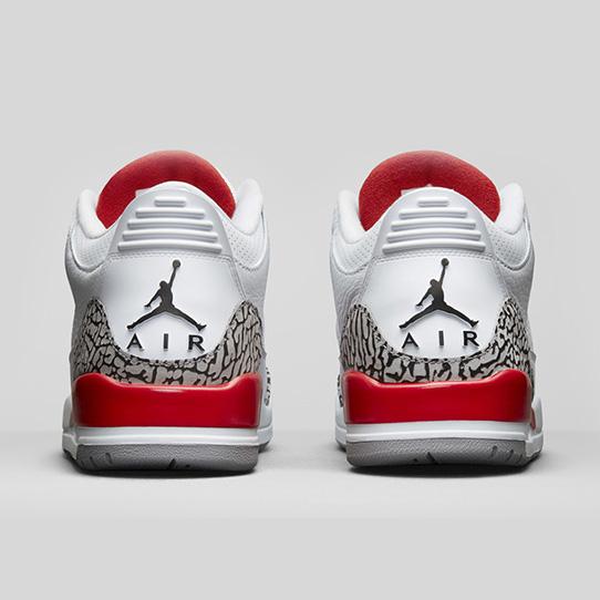 "Air Jordan III ""Hall Of Fame"""