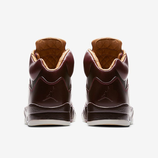 "The Air Jordan 5 Premium ""Bordeaux"""