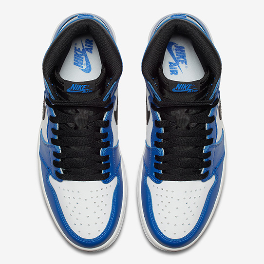 "Air Jordan 1 OG ""Game Royal"""