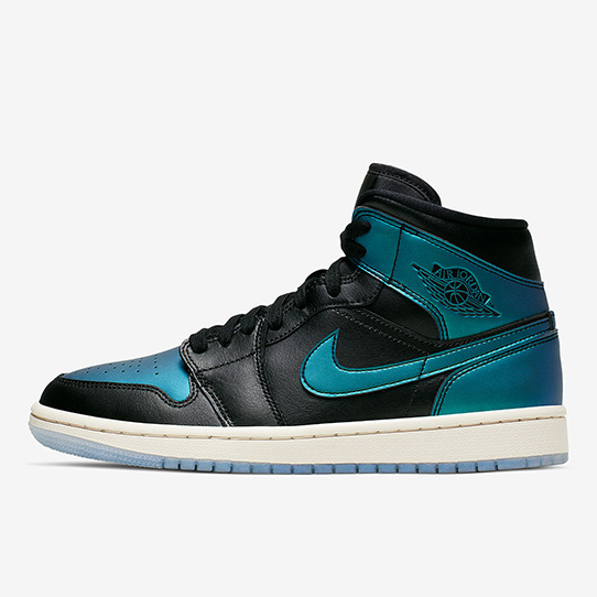 "Air Jordan 1 Mid ""Iridescent"""