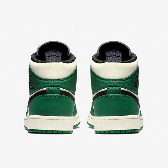 Air Jordan 1 Mid SE 'Pine Green'