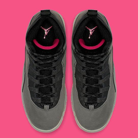 """Air Jordan 10 """"Smoke Grey"""""""