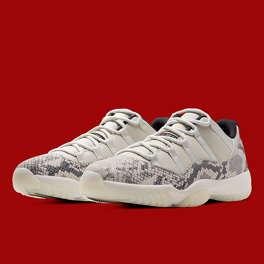 Air Jordan 11 Low LE Snakeskin