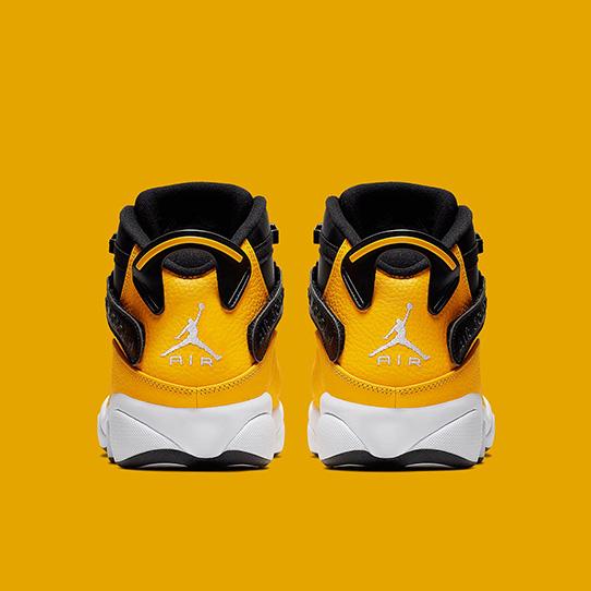 Air Jordan 6 Rings 'Taxi'