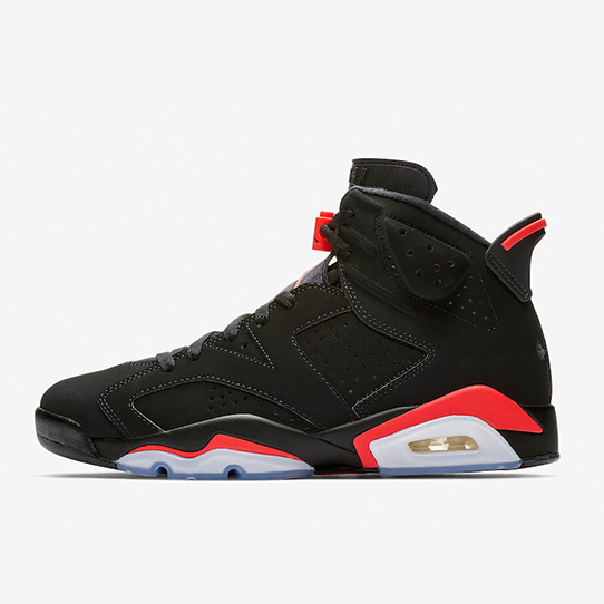 Air Jordan 6 'Black Infrared'