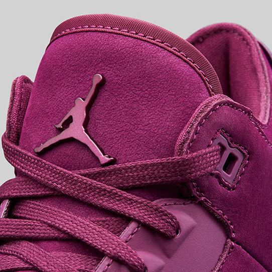"Air Jordan 3 Retro ""Bordeaux"" For Women"