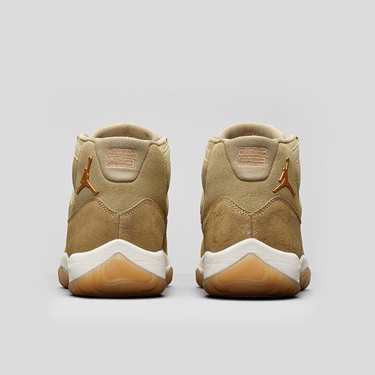 Air Jordan 11 Olive Lux