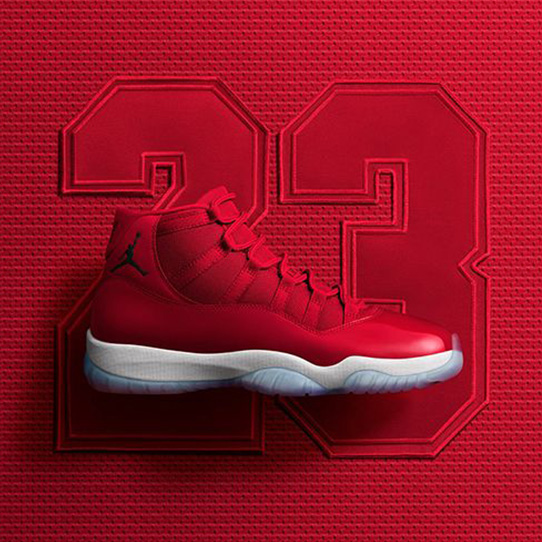 Air Jordan XI Retro 'WIN LIKE '96'