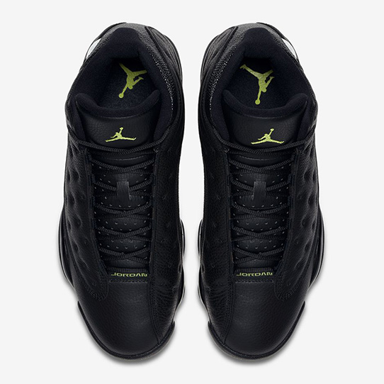 Air Jordan XIII Retro 'Black & Altitude'