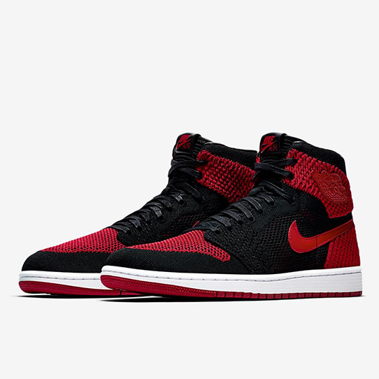 Air Jordan 1 Retro High Flyknit 'Banned'