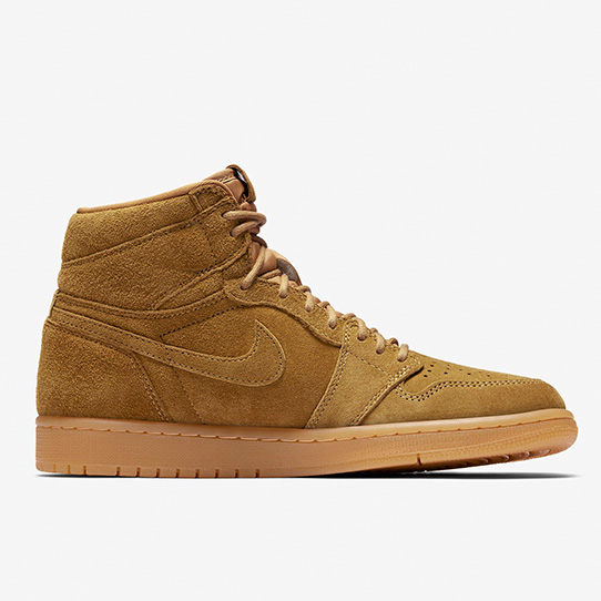 "Air Jordan 1 Retro High OG ""Wheat Pack"""