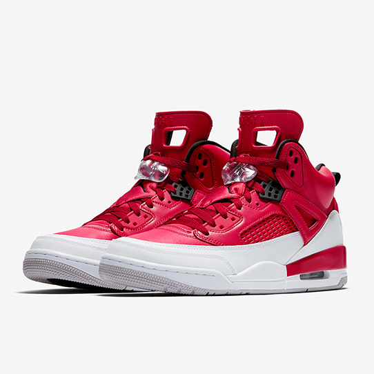Jordan Spiz'ike Gets new Red and White Look