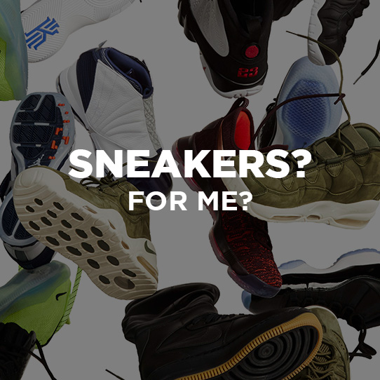 HOW TO PICK THE BEST SNEAKER FOR ME?