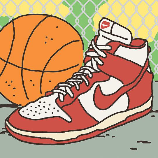 The Nike SB Dunk - 15th anniversary