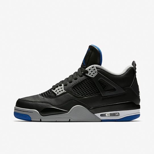 "Air Jordan IV ""Motosport Away"""