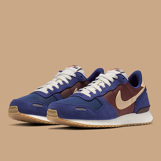 Nike Air Vortex Brown Blue