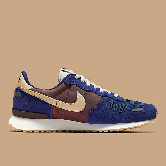 Nike Air Vortex Brown Blue