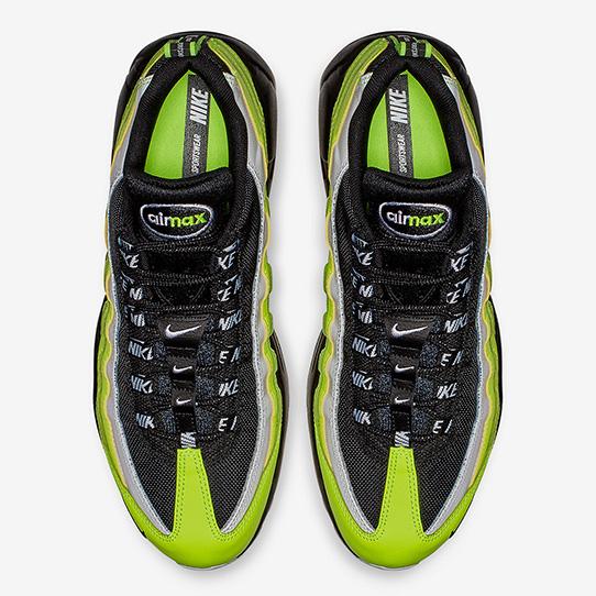 Nike Air Max 95 Premium Volt Glow