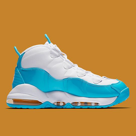 Nike Air Max Uptempo 95 Blue Fury