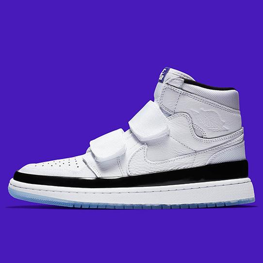 The Air Jordan 1 Double Strap
