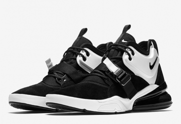 The Nike Air Force 270