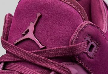 "Air Jordan 3 Retro ""Bordeaux"" For Women"