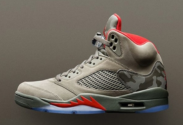 "Air Jordan 5 ""Reflective Camo"""