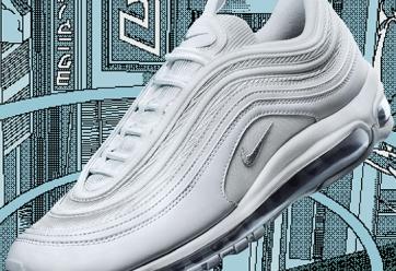 "Nike Air Max 97 OG ""White Wolf Grey"""