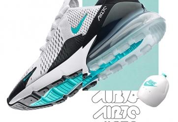 Nike Air Max 270 Dusty Cactus