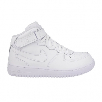 Boys' Nike Air Force 1 Mid (PS) Pre-School Shoe