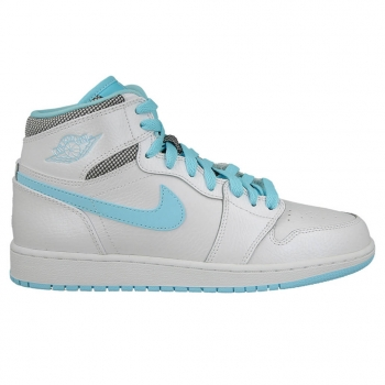 Girls' Air Jordan 1 Retro High (GS) Shoe