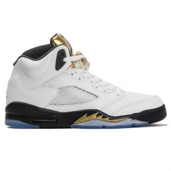 Boys' Air Jordan 5 Retro (GS) Shoe