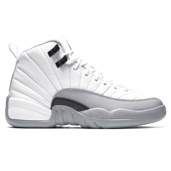 Girls' Air Jordan 12 Retro (GS) Shoe
