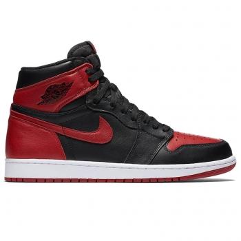 Boys' Air Jordan 1 Retro High OG (GS) Shoe