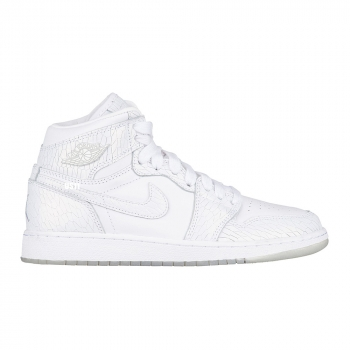 Girls' Air Jordan 1 Retro High (GS) Shoe