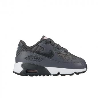 Girls' Nike Air Max 90 SE Mesh (TD) Toddler Shoe