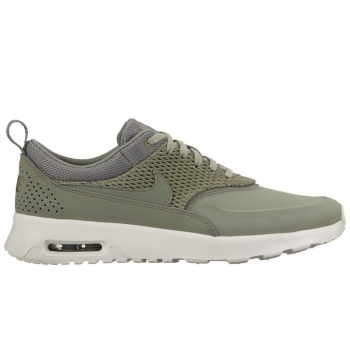 Women's Nike Air Max Thea Premium Leather Shoe