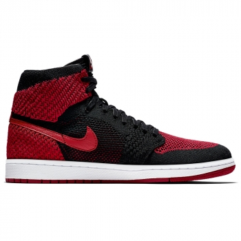 Men's Air Jordan 1 Retro High Flyknit Shoe